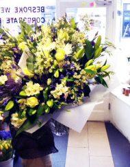 Luxury flower bouquet