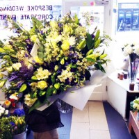 Luxury flower bouquet