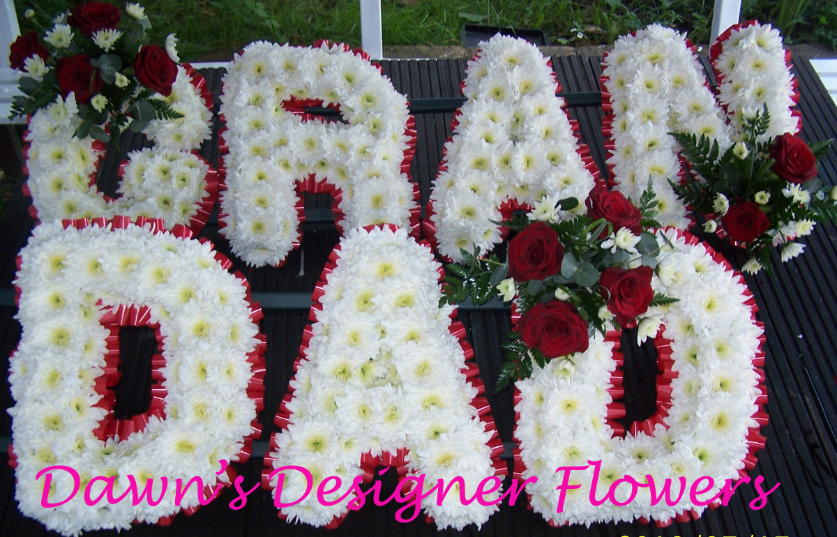 Tribute grandad free funeral flower delivery to hammersmith izmirmasajfo