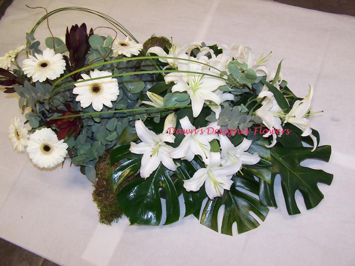 Funeral Spray Buy Flowers Online