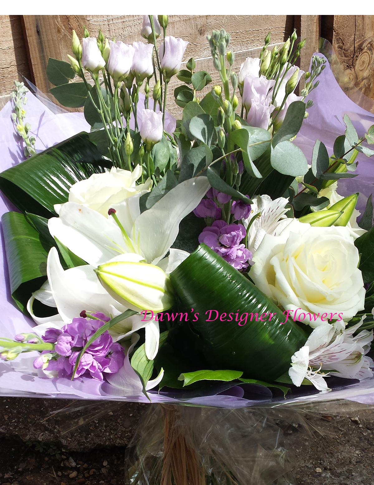 Flower Bouquet-London Florist / Dawns Designer Flowers