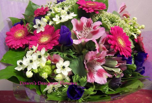 Young at heart flower bouquet