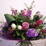 Bliss Hand Tied flower bouquet