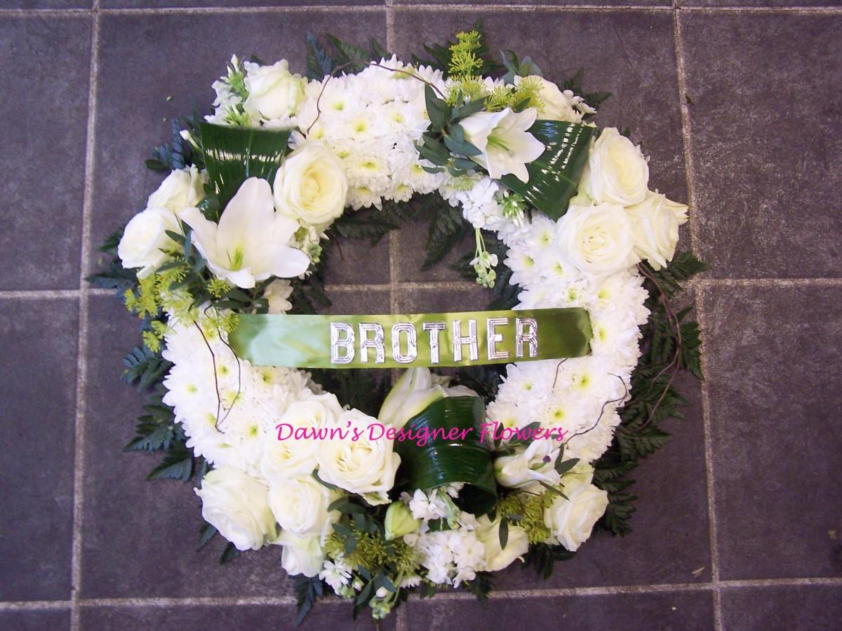 Funeral wreath buy online prev izmirmasajfo