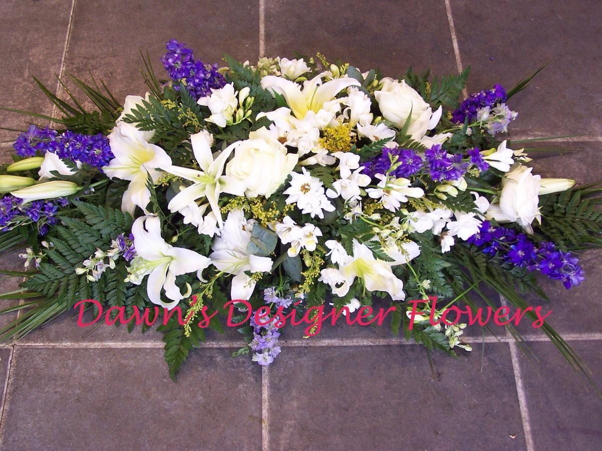 Funeral spray buy flowers online izmirmasajfo