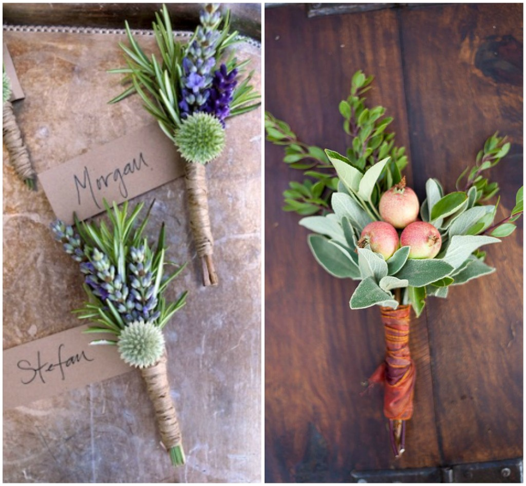 herb-buttonhole